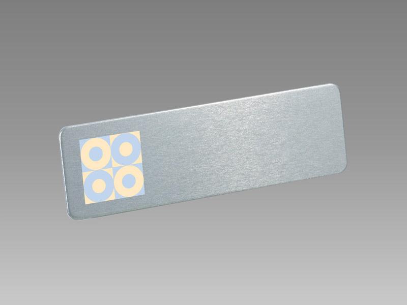 Alu S4|磁鐵名牌、磁石名牌、磁吸名牌, unisto名牌, unisto