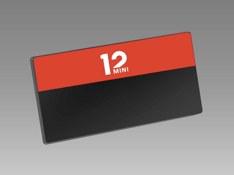 Classic S4|name badge, name badges, 員工名牌, 名牌