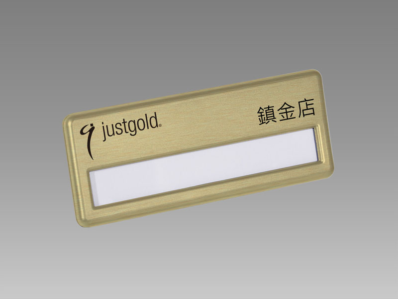 Prestige S3 lapel pins, lapel pin, name badge hk, name badge hong kong, unisto name badge, unisto, 員工名牌, 名牌