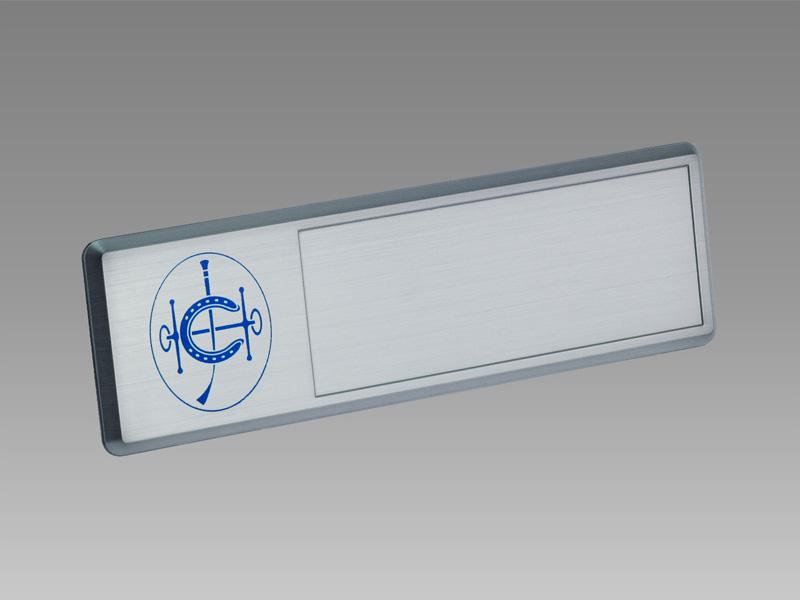 Smart S1 magnetic name badge, name badge, 磁石 名牌
