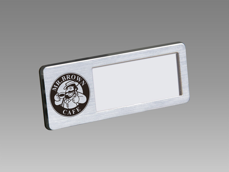 Top S1|磁鐵名牌、磁石名牌、磁吸名牌、姓名牌、名牌、公司名牌