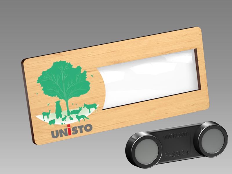 Wood Reusable 